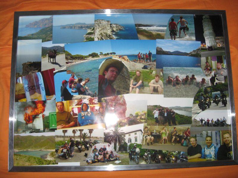 Korsika Collage