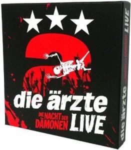Die Nacht der Dämonen (Live) -Bild