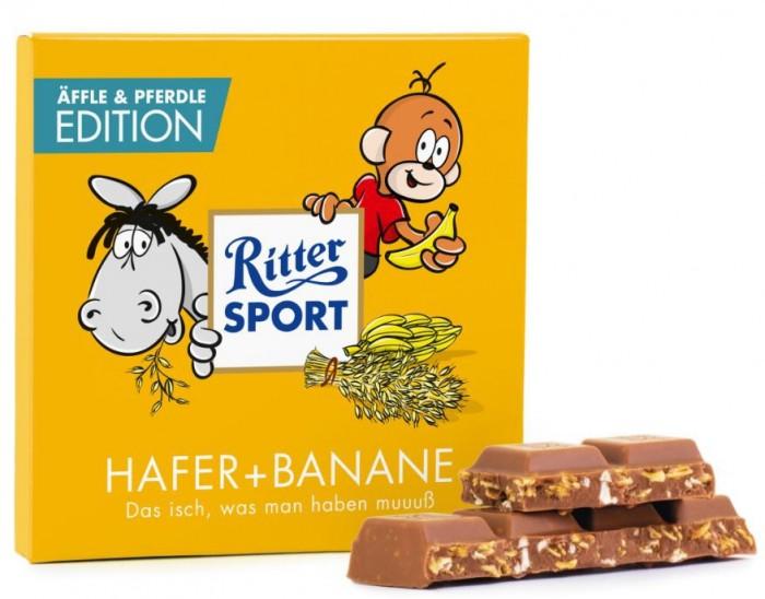 Ritter Sport äffle Und Pferdle Edition Tobis Bude